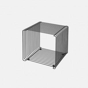 Panton Wire置物架 | 安装便利 线条简洁