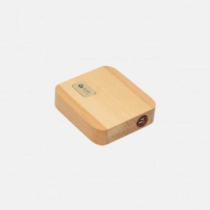 气之盒——楔钉便携香盒   沿用古老智慧的楔钉榫卯结构