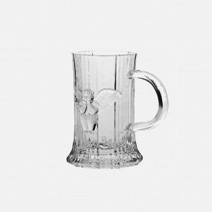 古典啤酒杯 | 古典厚重,纯手工制作
