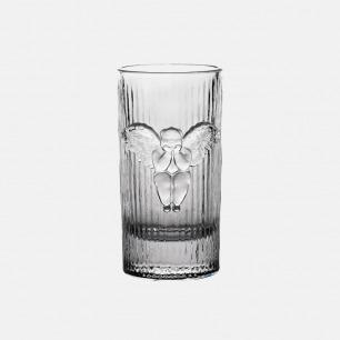 条纹果汁杯 | 纯手工制作,经典icon
