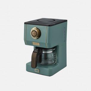 复古美式滴漏咖啡机 | 源自日本昭和时代的复古格调