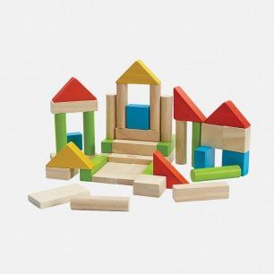40粒积木   激发想象力及创造力的入门玩具