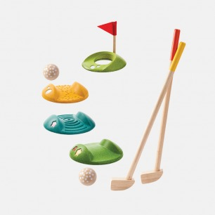迷你高尔夫套   适合室内室外玩耍,玩法多样
