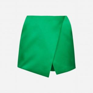 TOPSHOP 果绿色短裤