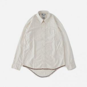 VISVIM V+V OXFORD TAILS L/S (GIZA) 衬衫
