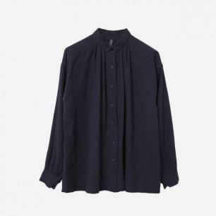 JNBY 江南布衣藏蓝色衬衫