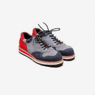 KKtP 复古跑步休闲运动鞋