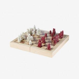 Medium Lewis Chess set象棋