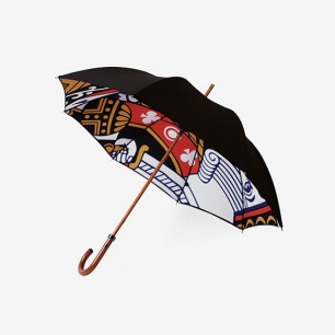 London Undercover King of Clubs Umbrella | Hypebeast