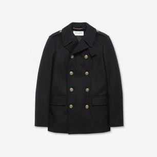 サンローラン - SAINT LAURENT - P coat-13 | RESTIR リステア