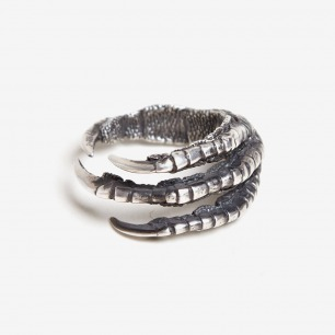 Ann Demeulemeester Men's Claw Ring | LN-CC