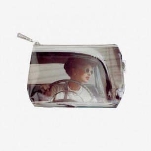 Steering Wheel Girl Small Bag