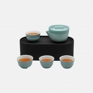 小泡蛋P1茶具 | 时尚,易收纳,干湿分离