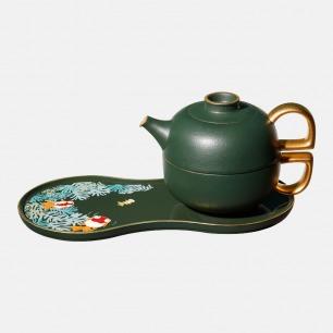 乐壶叠茶具 | 茶具+茶叶精美端午礼盒