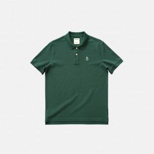 刺绣葫芦重磅短袖POLO衫  | 原创设计,定制面料