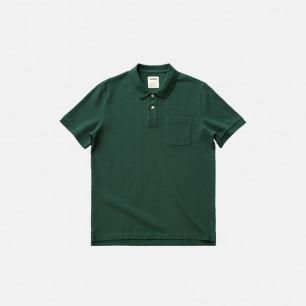 口袋款重磅短袖POLO衫 | 原创设计,定制面料