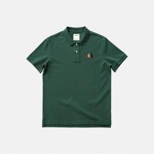 两个好朋友短袖POLO衫 | 原创设计,定制面料