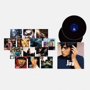 周杰伦20周年黑胶唱片 | 黑胶大碟,珍藏套装