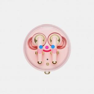 潮无线Lucky蓝牙耳机 | 潮玩人气IP