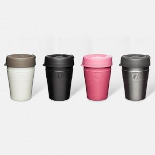 双层不锈钢咖啡杯 | 澳洲原产 环保随行咖啡杯
