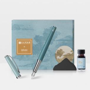 中国城市钢笔礼盒 | 送礼佳品中国风钢笔礼盒