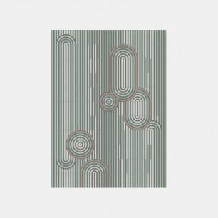 硬地毯 | 手工水泥花砖制成