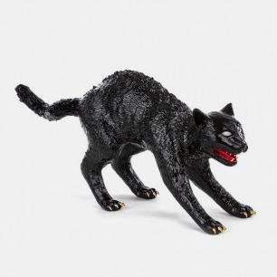 创意猫灯雕塑摆件 | 鬼才设计师Studio Job设计