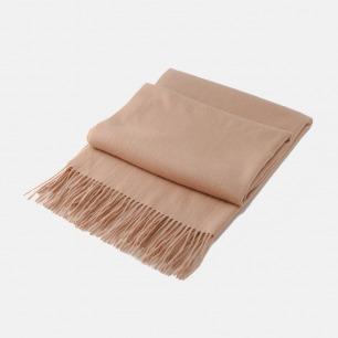羊毛披肩   舒适细腻,温和亲肤