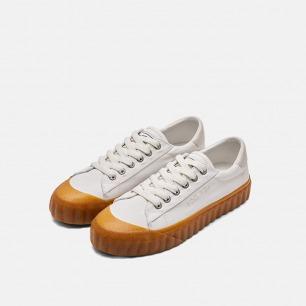 复古休闲饼干鞋 | 防水面料升级 鞋底微增高