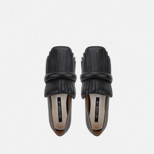 音律流苏乐福鞋   经典耐用材质 日常百搭