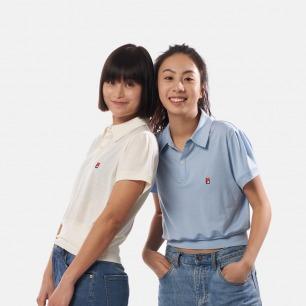 短袖羊毛法式POLO衫 | 自主研发科技面料