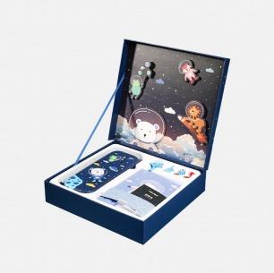宇航员学生文具套装   贴心适配小学生的需求