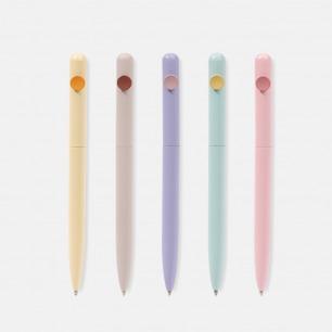 花园系列原点小豆笔   笔身哑光喷漆 质感十足