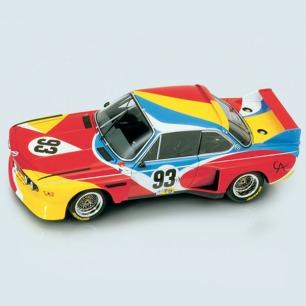 1975 BMW 3.0 CSL Art Car 车模