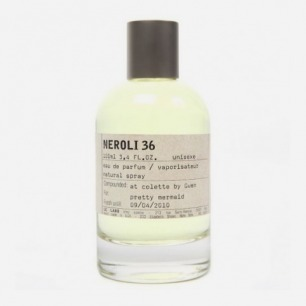 Le Labo Perfume, NEROLI 36