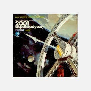 《2001 A Space Odyssey》 LP