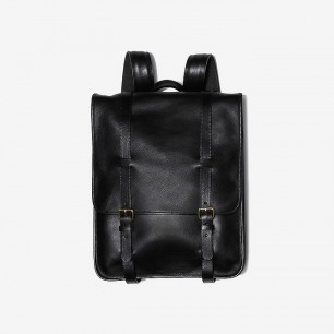 Lotuff Leather Leather Backpack | EAST DANE