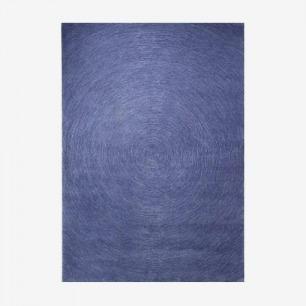 ESPRIT 羊毛地毯-运动中的颜色