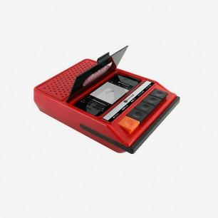 英国ThumbsUp UK iRecorder 复古收音机式iPhone扬声器音箱