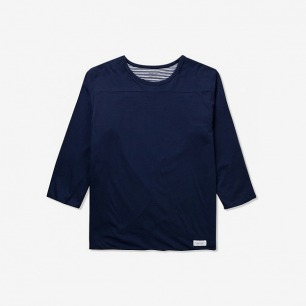 Deluxe Navy Two Faced Shirts | Hypebeast Store