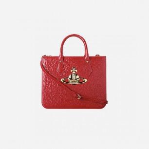 vivienne Westwood 红色单肩拎包