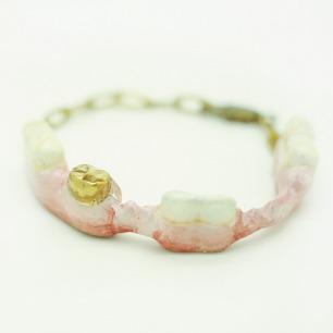 Teeth bracelet