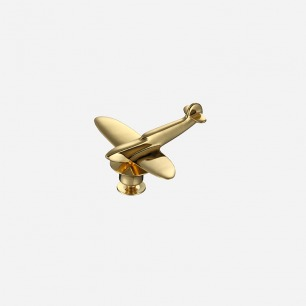 sowhat-spitfire 喷火战斗机 造型胸针(金)