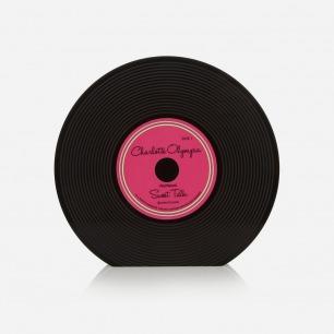CHARLOTTE OLYMPIA Record 有机塑胶手拿包