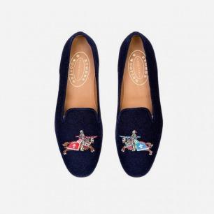 STUBBS & WOOTTON骑士 乐福鞋