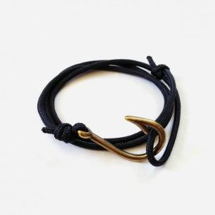 unique fish hook bracelet
