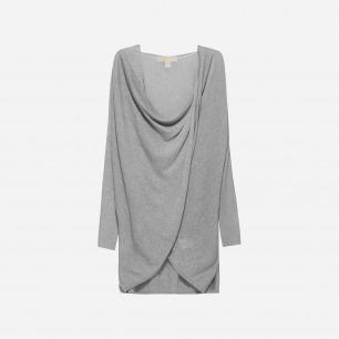 MICHAEL Michael Kors 双层叠片设计针织衫 | THEOUTNET.CN颇特莱斯,来自英伦,引领时尚的国际设计师品牌网上时装奥特莱斯,NET-A-PORTER 的姊妹网站