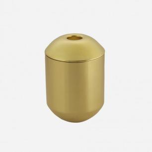 黄铜茶叶罐 | 英国鬼才设计师的生活美学