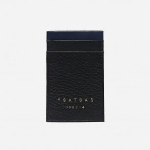 TSATSAS UNISEX CREAM TYPE 1 CARD HOLDER