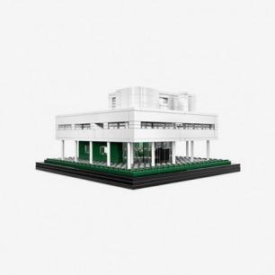 柯布西耶 Villa Savoye Lego®模型